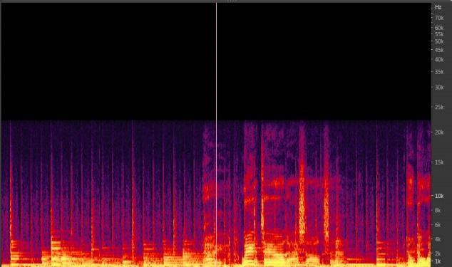 Fig. 2  CD Up-Sampled at 176.4KHz