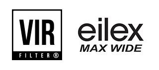 VIR Filter + Eilex MaxWide Logos